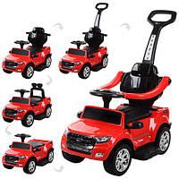 Детский электромобиль толокар M 3575EL-3 Гарантия качества. Быстрая доставка.