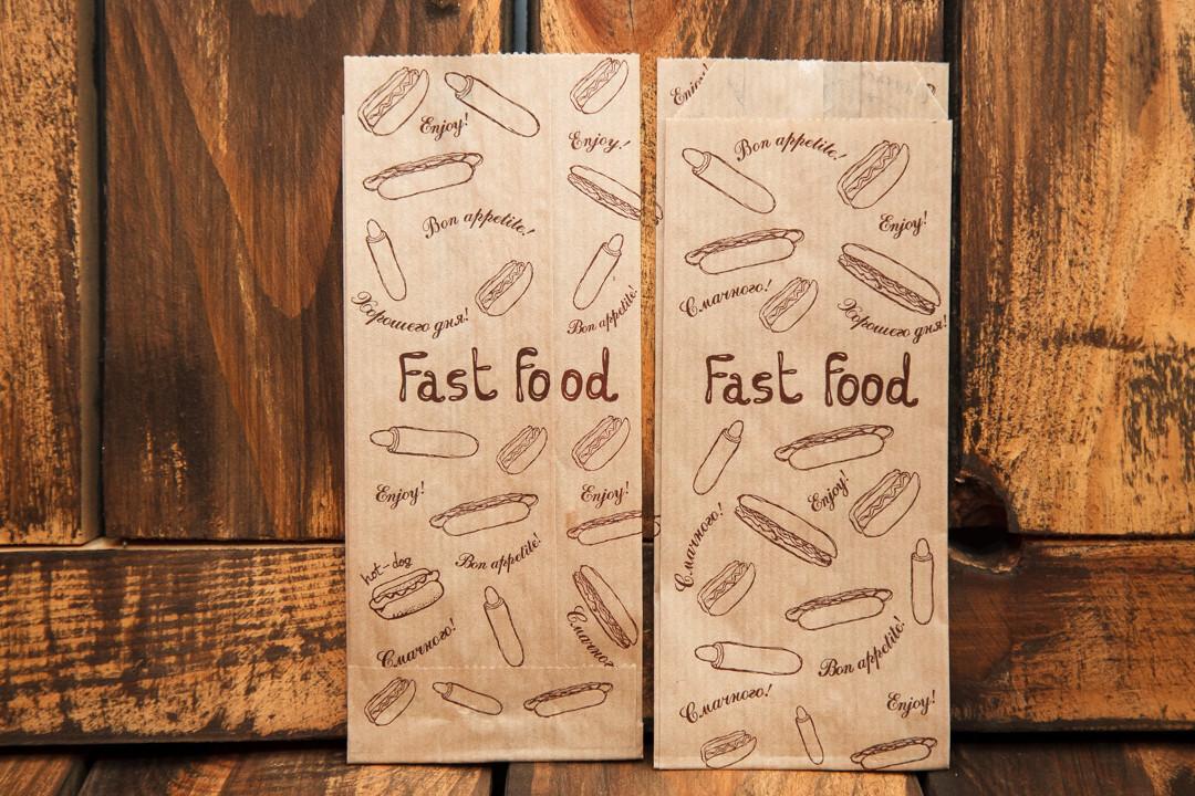 Упаковка для французских хот догов 88, фото 1