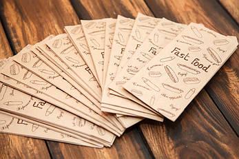 Упаковка для французских хот догов 88, фото 2