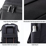"Рюкзак Xiaomi RunMi 90 Commuter (MULTITASKER) backpack 15.6""., фото 6"