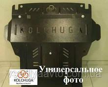 Защита двигателя Skoda Fabia II с 2007- (1,2)