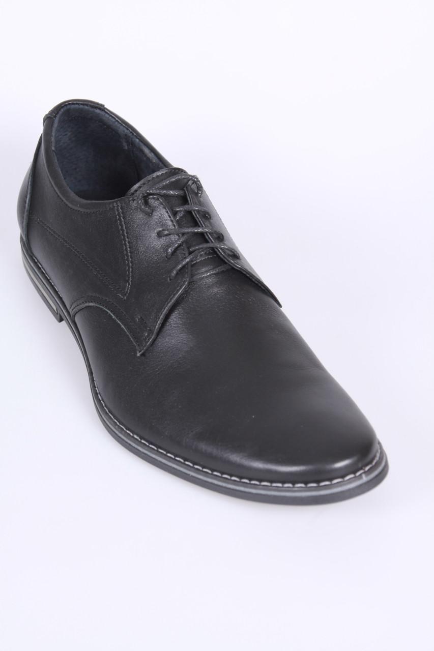 Мужские кожаные туфли от производителя