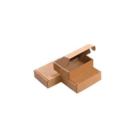 Картонная упаковка 200х100х100 мм. бурые, фото 2