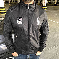 Polo by Ralph Lauren Track Jacket Eng10 Black, фото 1