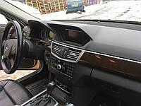 Торпеда и подушка SRS Mercedes W212 E-Class, 2009 г.в. A2126802387
