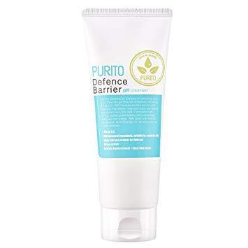 Гель-пенка для умывания Purito Defence Barrier pH Cleanser