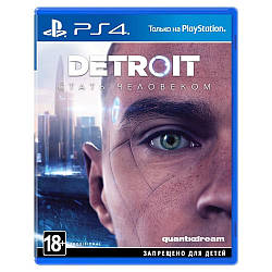 Игра PS4 DETROIT: Become Human