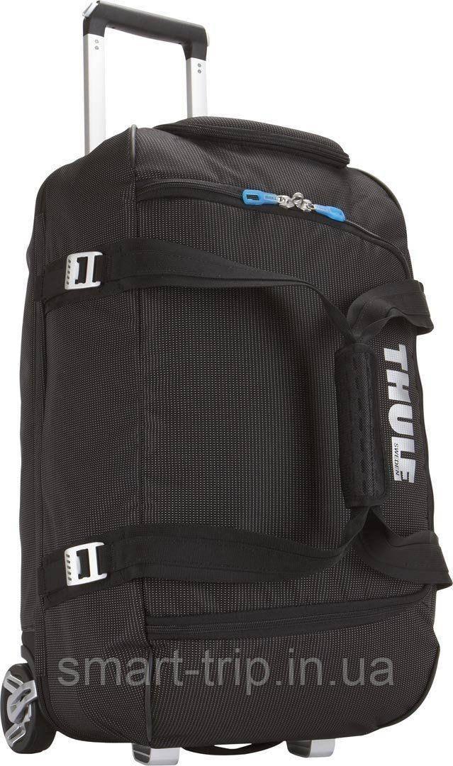 Дорожня сумка на колесах Thule Crossover Rolling Duffel 56L Black 3201092