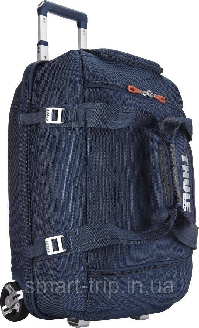 Дорожная сумка на колесах Thule Crossover Rolling Duffel 56L  Dark Blue 3201093