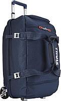 Дорожная сумка на колесах Thule Crossover Rolling Duffel 56L  Dark Blue 3201093, фото 1
