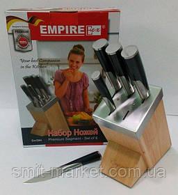 Ножі на підставці (набір 6 шт)