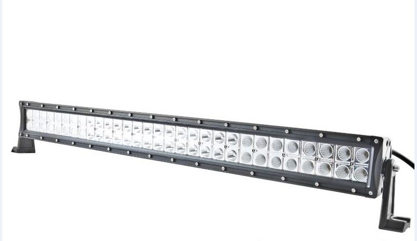 Фара cветодиодная LED балка Belauto CREE Spot LED, 120W, Точечный свет