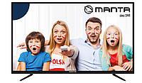 Телевизор MANTA 60LUA58L 4K UHD ANDROID USB WI-FI