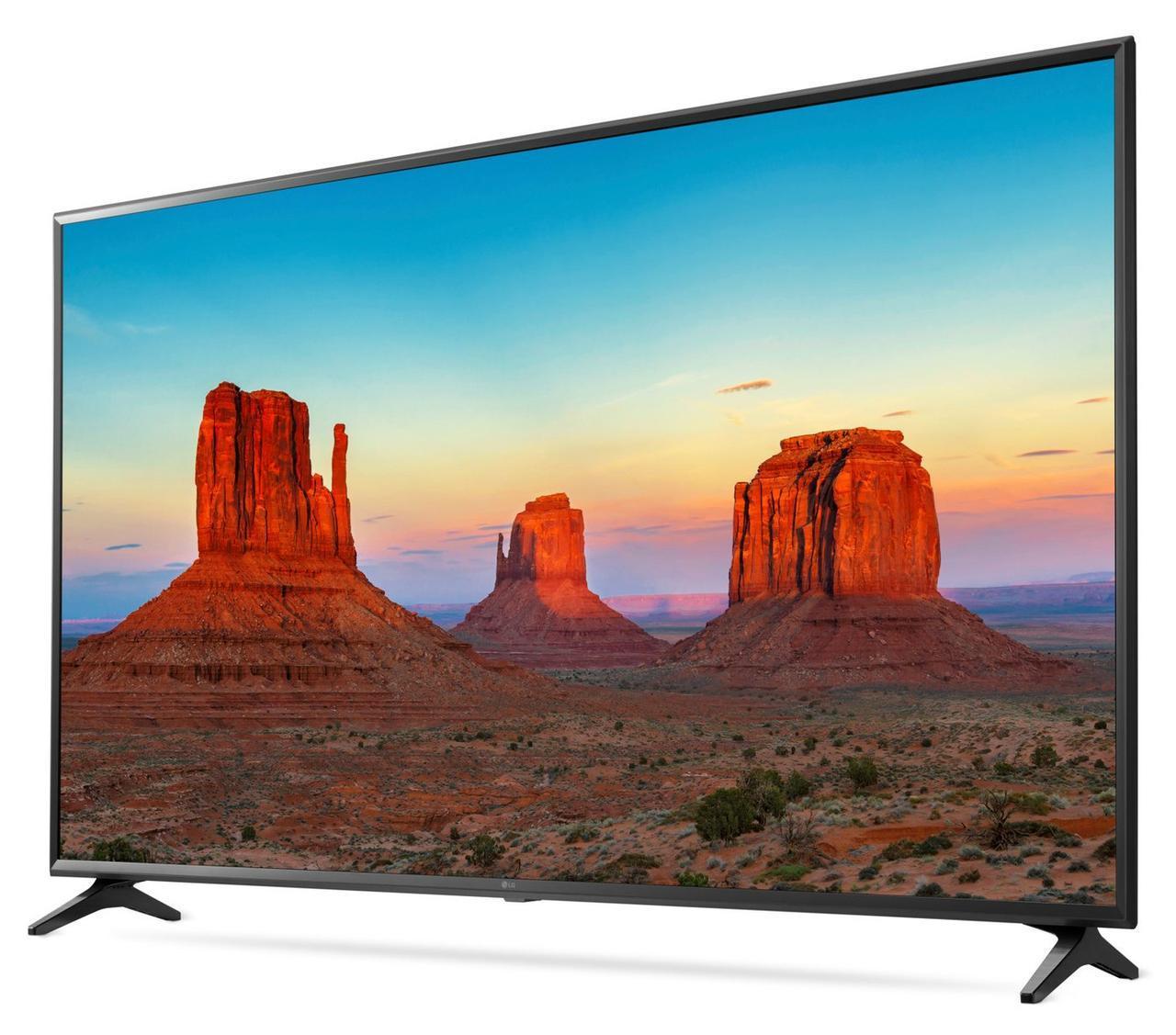 Телевизор LG 43UK6300, Smart TV, 4K, Wi-Fi