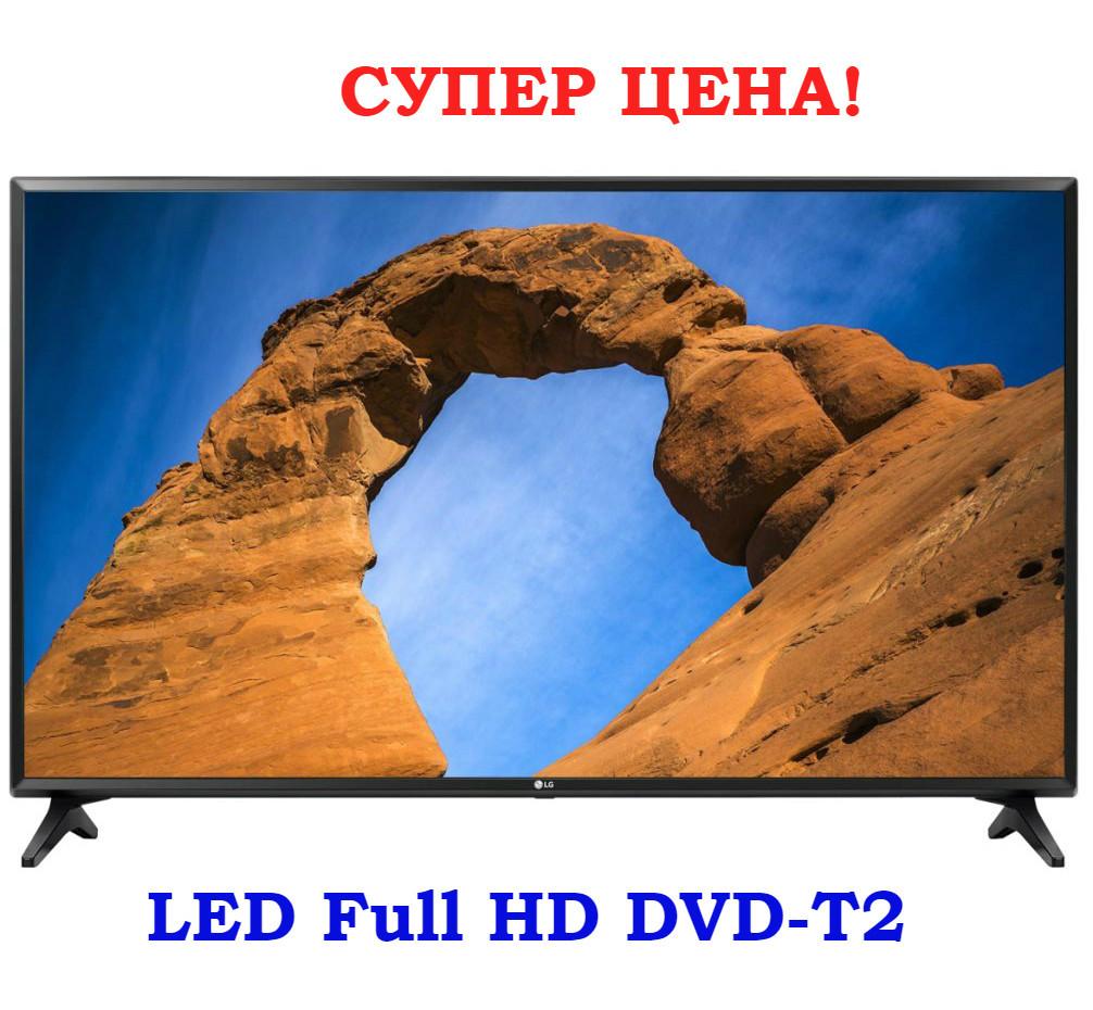 Телевізор LG 49LK5900 (Smart TV, Full HD, PMI 100 Гц, DVD-T2,C,S2)