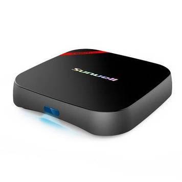 Sunvell T95Rpro Internet Streaming TV Box (UHD 4K, IPTV, 2/16Gb)