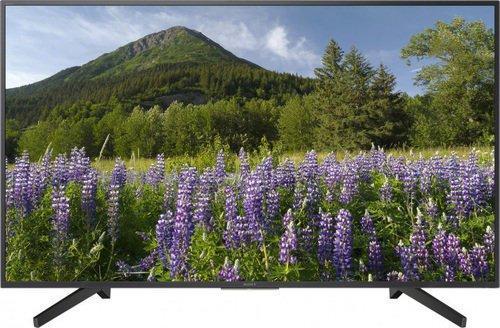 Телевізор Sony KD43XF7005BR 4K HDR 200Hz SmartTV T2