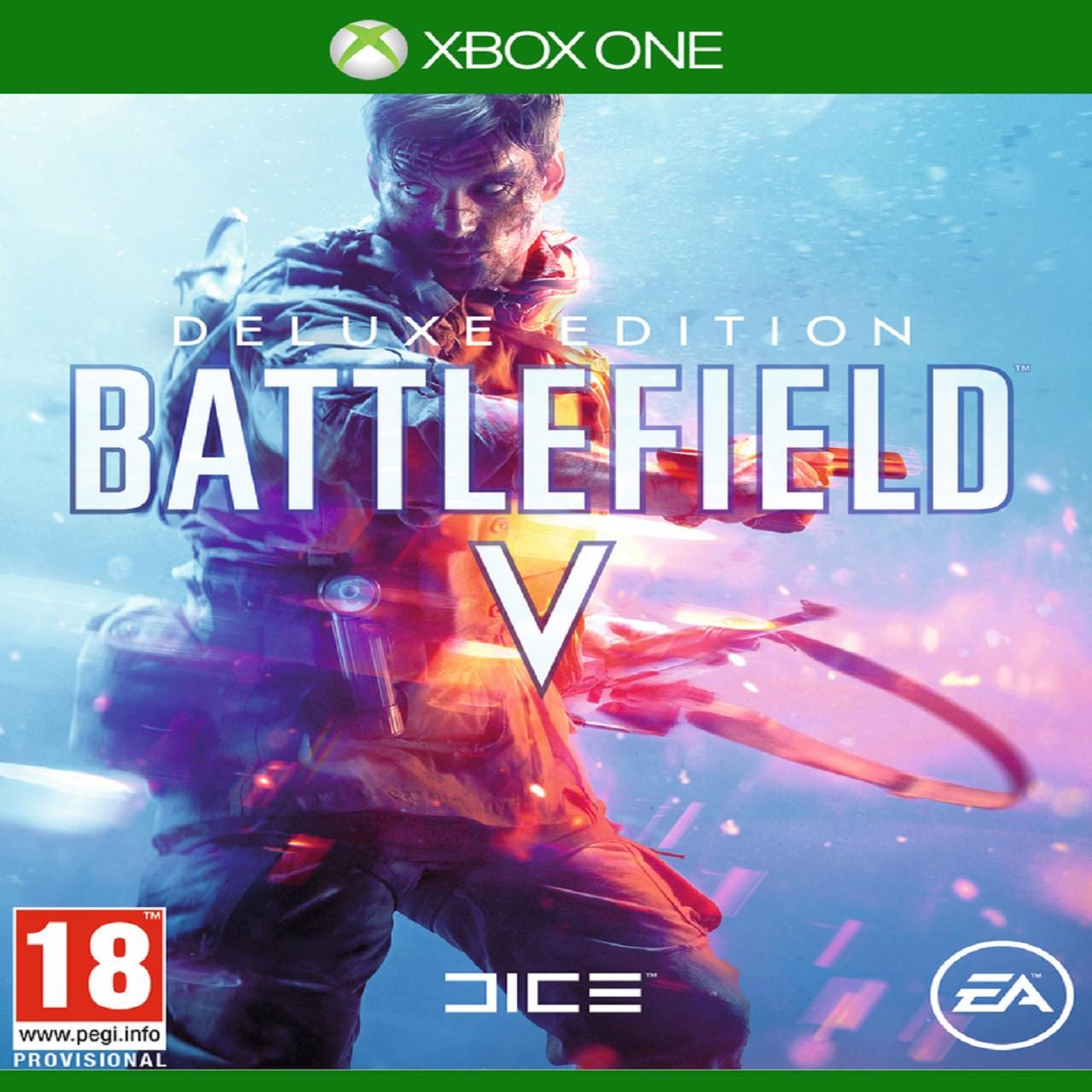 Battlefield V (російська версія) XBOX ONE (Б/В)