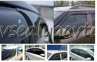 Дефлекторы окон на Mercedes GLA-Class (X156) с 2014 г.