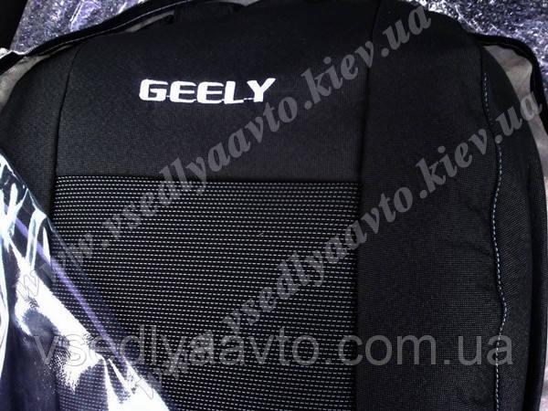 Авточехлы GEELY GC7