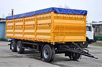Новый прицеп зерновоз МАЗ 856103-010, фото 1