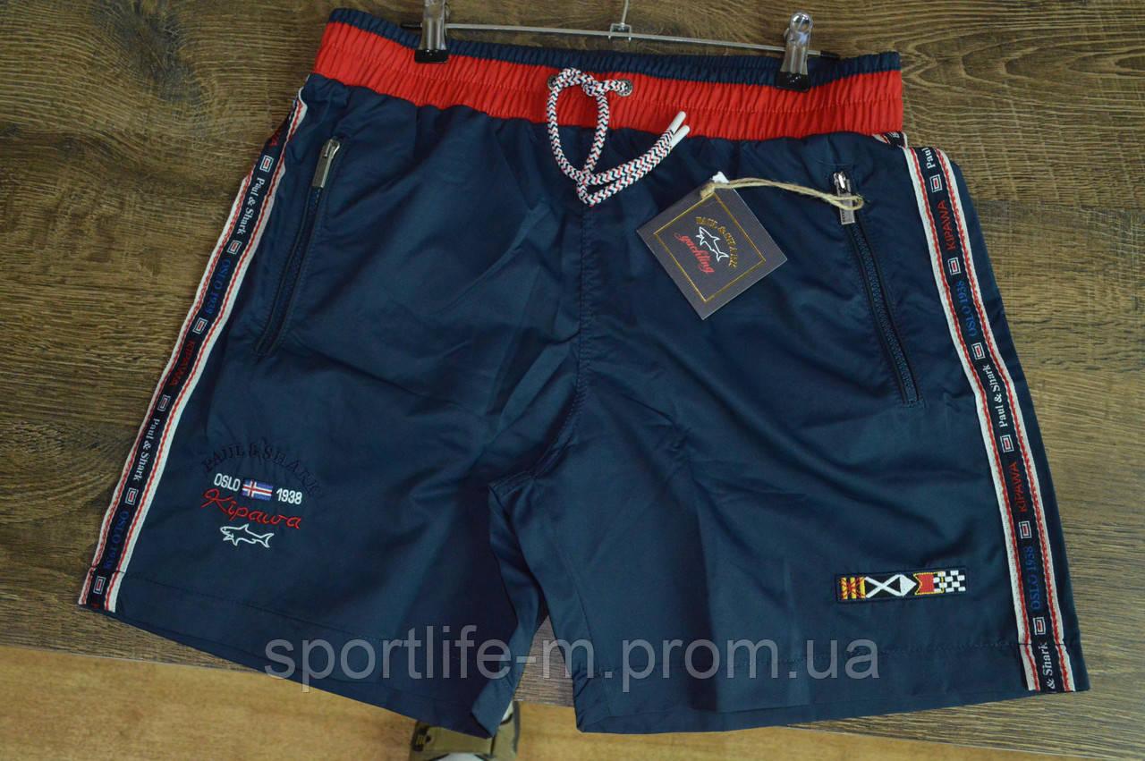 5042-Мужские шорты Paul Shark пляжные