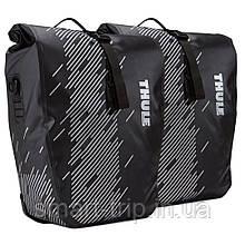 Велосипедная сумка Thule Shield Pannier L Waterproof 24L Black 100072