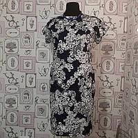 Платье коттон большие размеры(54-60)