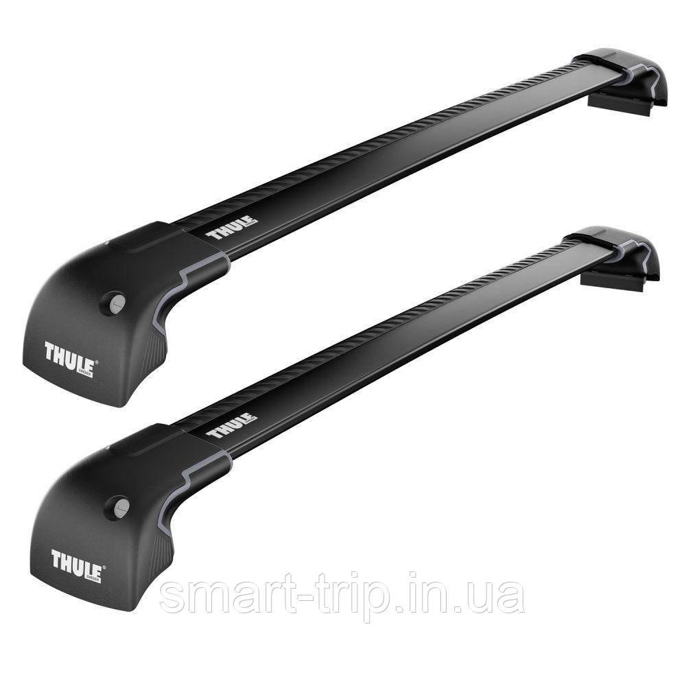 Дуги с упорами Thule Wingbar Edge Fixed&Flush размер M/L 2шт black 9595B