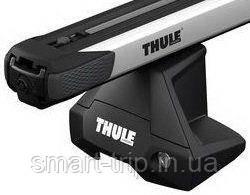 Багажник (комплект) Thule Evo SlideBar 7105 для авто с гладкой крышей 7105-89X-KIT