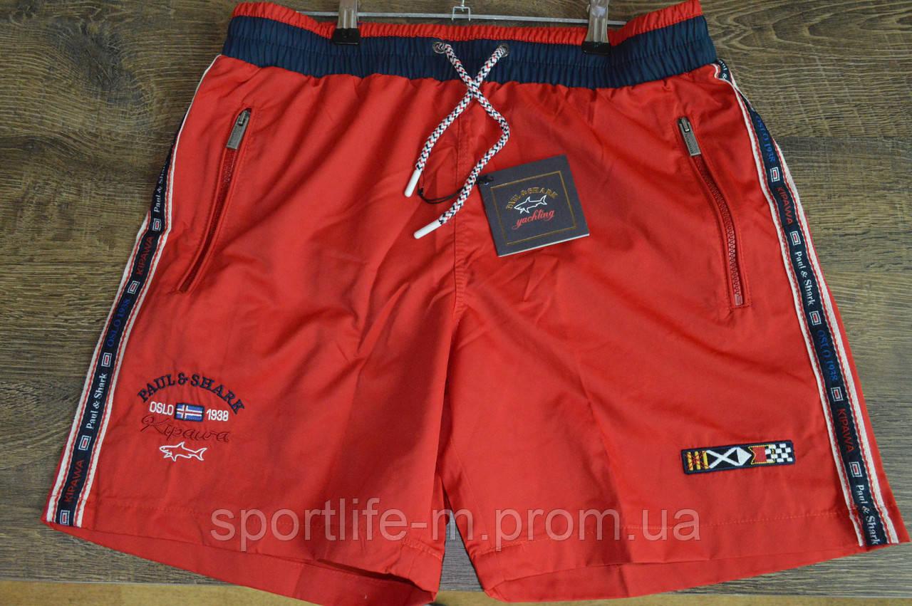 5043-Мужские шорты пляжные Paul Shark