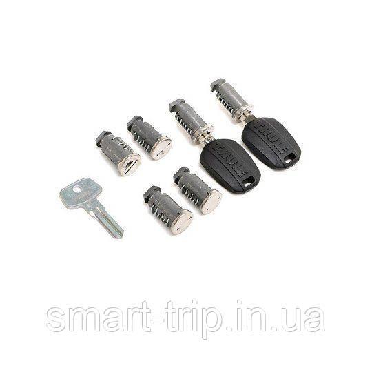 Система одного ключа Thule One Key System (комплект 6замков/2ключа) 596