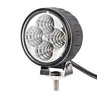 Фара LED светодиодная BELAUTO EPISTAR Flood LED, 12W, рассеянный свет