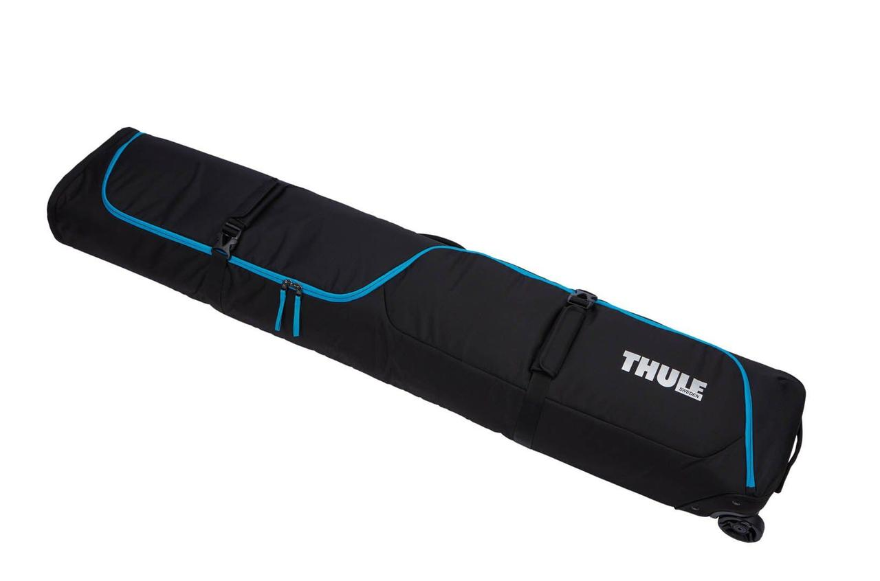 Сумка-чохол на колесах для лиж Thule RoundTrip Ski Roller 175см Black 225122