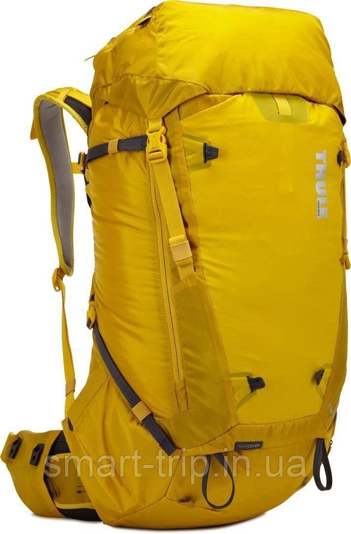 Туристический рюкзак Thule Versant мужской 60 L Mikado желтый 211201