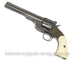 "Револьвер пневматический ASG Schofield 6"" BB"
