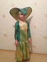 Прокат карнавального костюма Змея-кобра платье киев, фото 1