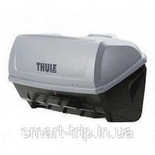 Бокс на фаркоп Thule BackUp 420 л Silver-Black 900