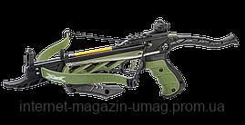 Арбалет Man Kung TCS1-BK Alligator черный