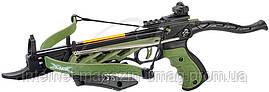 Арбалет Man Kung TCS1-G Alligator зеленый