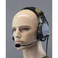 Наушники MSA Supreme Mil CC Green Nexus Neckband