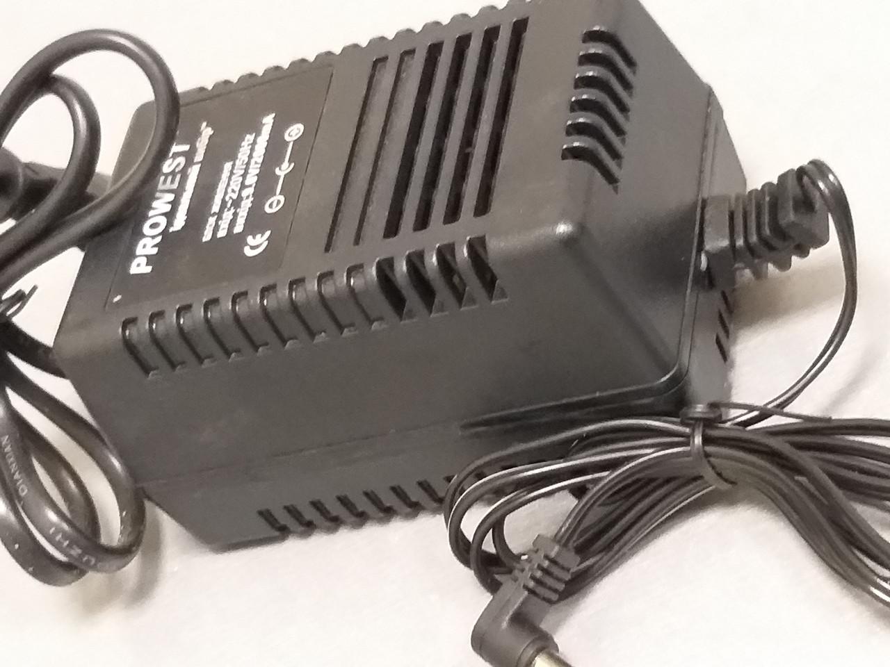 Блок питания TR 9,0 V 2,0 A PROWEST