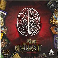 """Гра-квест """"Best Quest"""" укр.,""""DankoToys"""" 4в1 №BQ-02-01U(10)"""