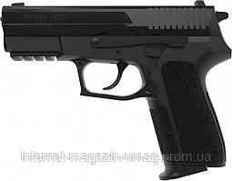 Пістолет стартовий Retay 2022, 9 мм, хром