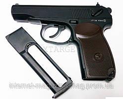 Пистолет пневматический SAS Makarov Blowback, 4,5 мм