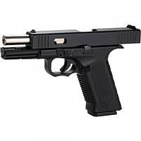 Пистолет пневматический SAS G17 Blowback 4,5 мм