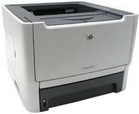 Лазерный принтер HP LaserJet p2015dn из Европы
