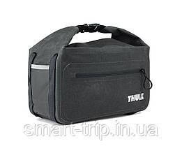Cумка на багажник Thule Pack 'n Pedal Trunk Bag Waterproof 11L Black 100055