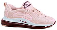 "Кроссовки Nike Air Max 720 ""Pink"" - ""Розовые"" (Копия ААА+)"