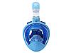 Дитяча маска для плавання Free Breath original, панорамна, підводний, для снорклінга. Розмір XS., фото 5